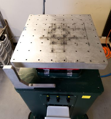 Pneumatic Shock Machine at DynaQual