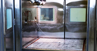 Halt Chamber, Testing services, thermal cycling, vibration testing