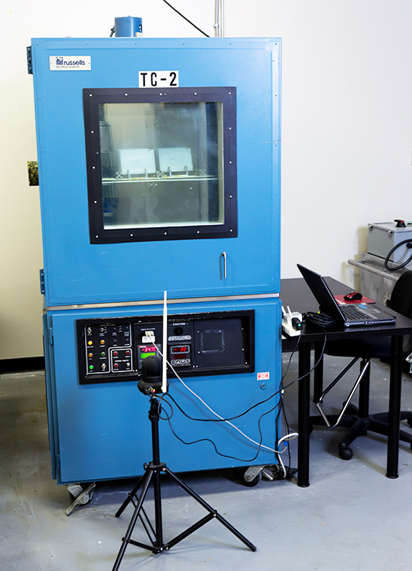 Thermal Testing Services, professional testing services, dynaqual test lab testing services