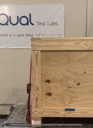 DynaQual Crate Package Testing