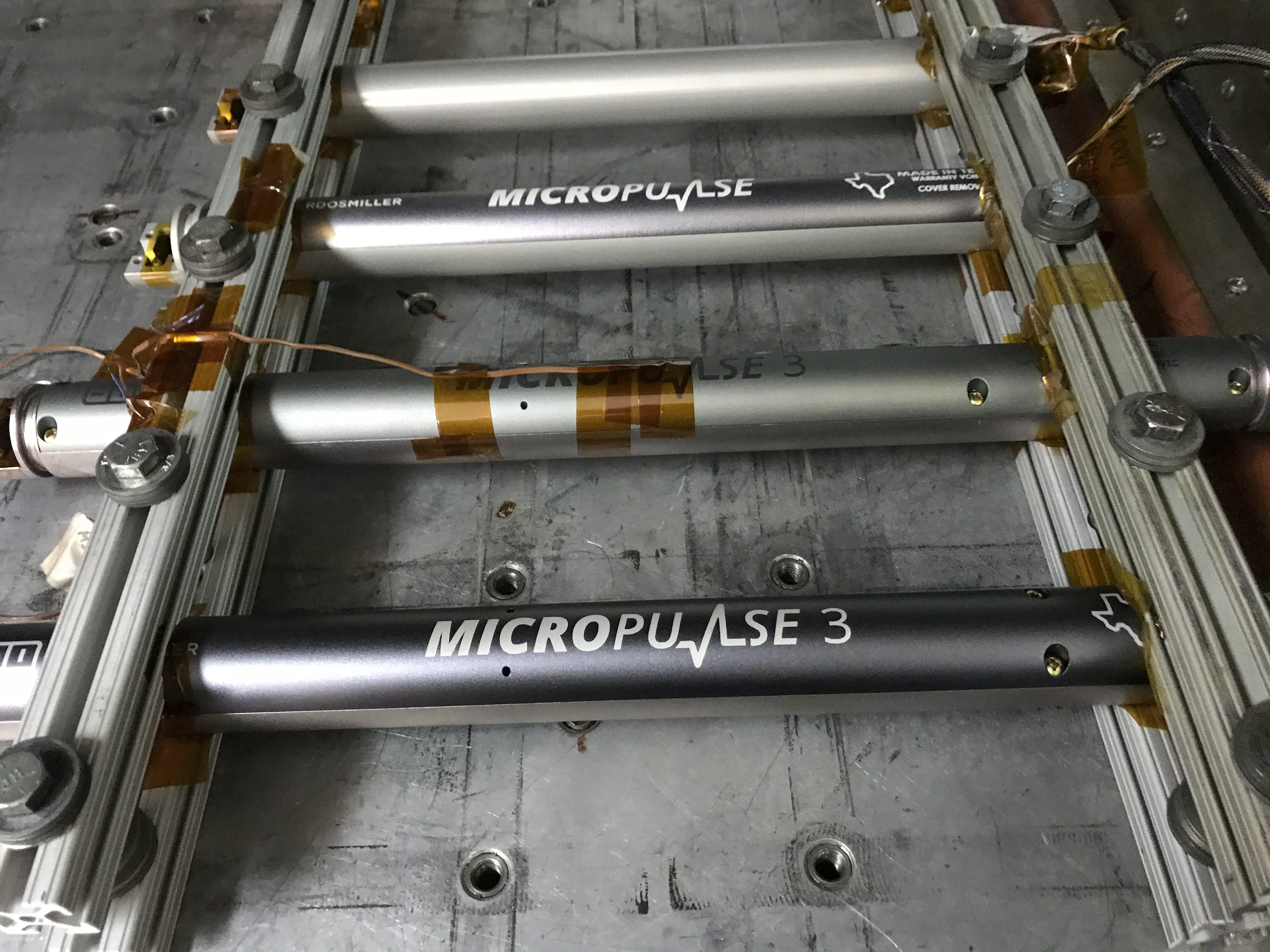 Erdos Miller MicroPulse tool in HASS Screen